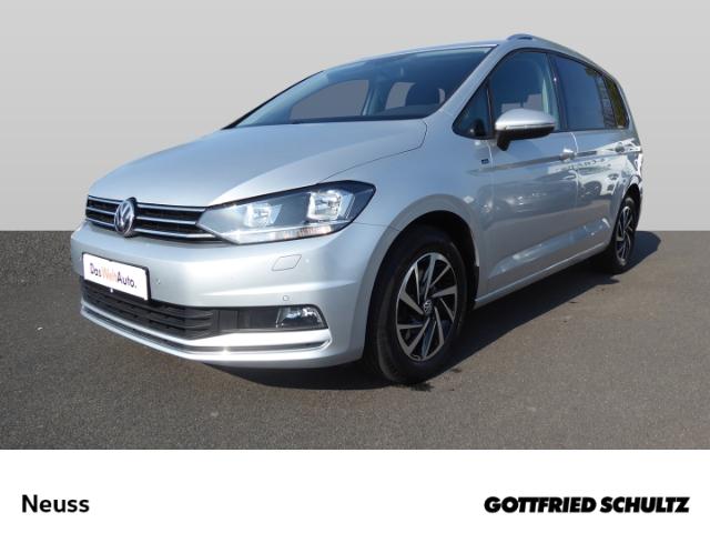 Volkswagen Touran 1.5 TSI NAVI PDCvo.&hi. SHZ 7SITZER JOIN, Jahr 2019, Benzin