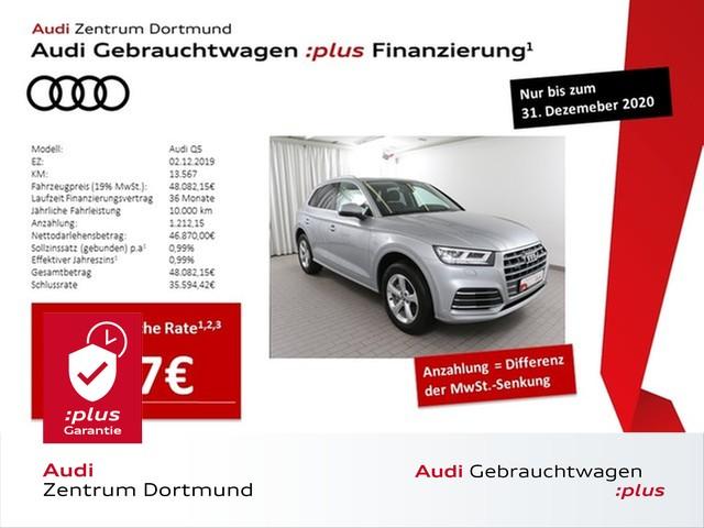 Audi Q5 40 TDI qu. S line/Navi+/AHK/STHZ, Jahr 2019, Diesel