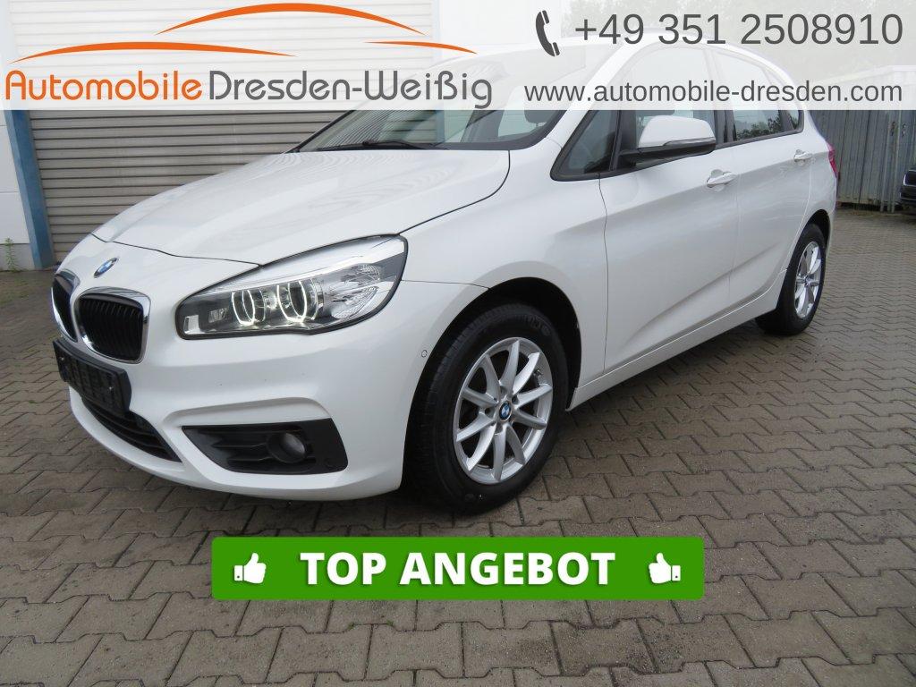BMW 218 Active Tourer d Advantage*Navi*LED*PDC*, Jahr 2017, Diesel
