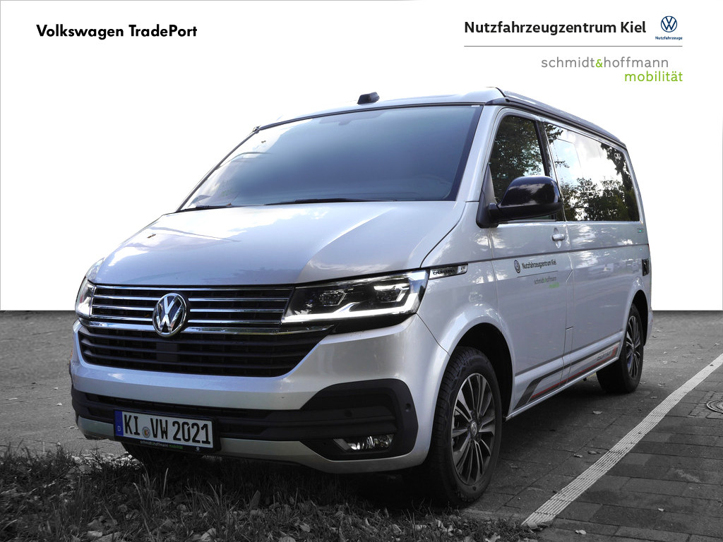 """Volkswagen Caravelle 6.1 Trendline """"EcoProfi"""" 2.0 l TDI EU6 110 kW DSG, Jahr 2020, diesel"""