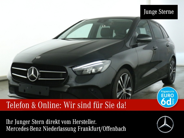 Mercedes-Benz B 200 Easy-Pack LED Totwinkel Night-Paket Navi, Jahr 2019, Benzin