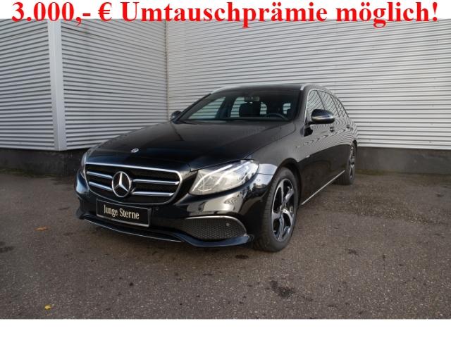 Mercedes-Benz E 200 T Avantgarde Sportstyle+Navi+SHD+AHK+Kamera, Jahr 2019, Benzin