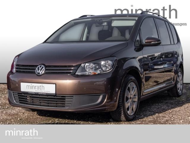Volkswagen Touran Comfortline 2.0 TDI AHK Klima Temp PDC CD MP3 ESP, Jahr 2015, Diesel