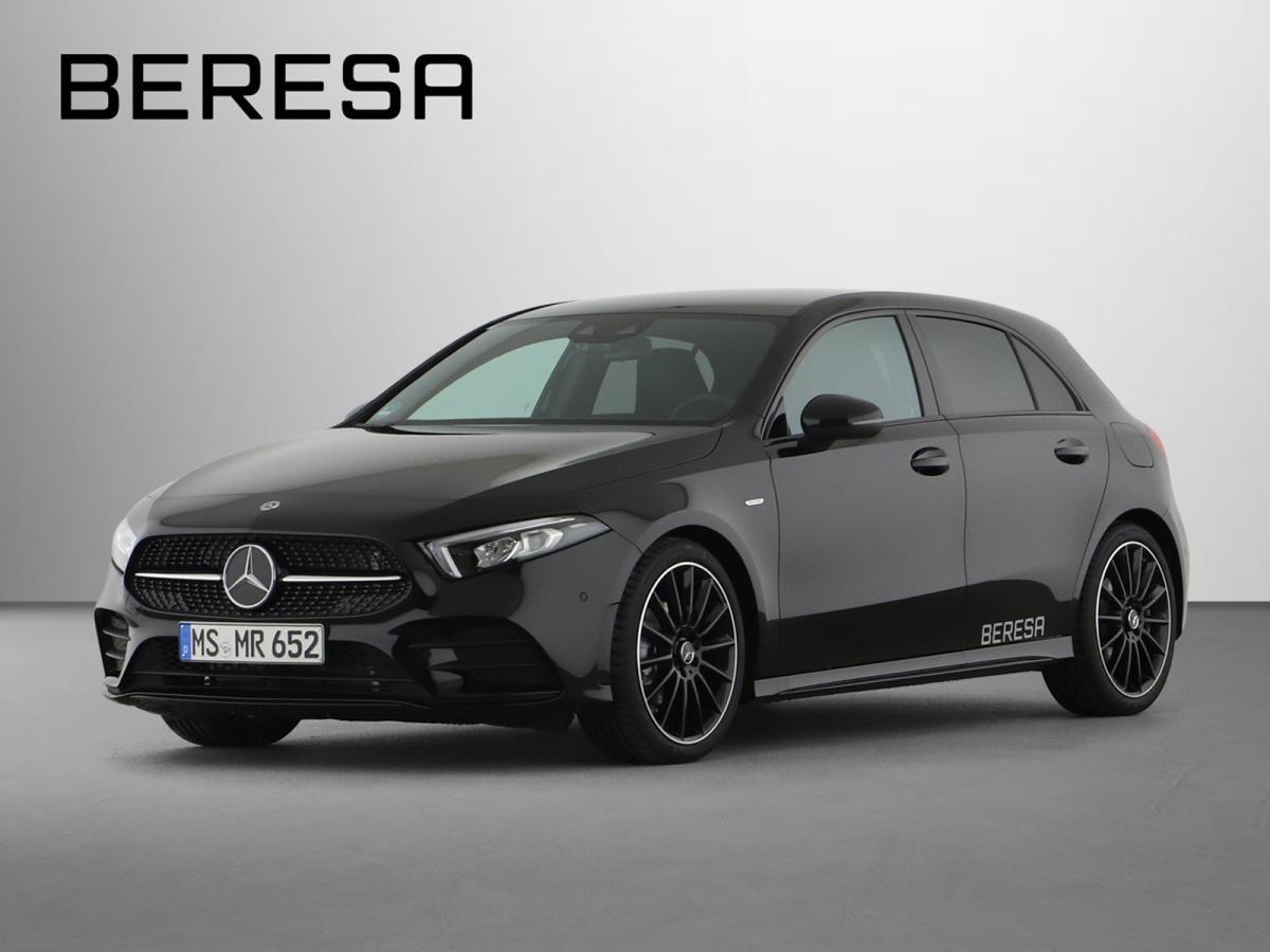 Mercedes-Benz A 180 AMG Edit.2020 Night-P. LED Kamera PDC Shz, Jahr 2020, Benzin