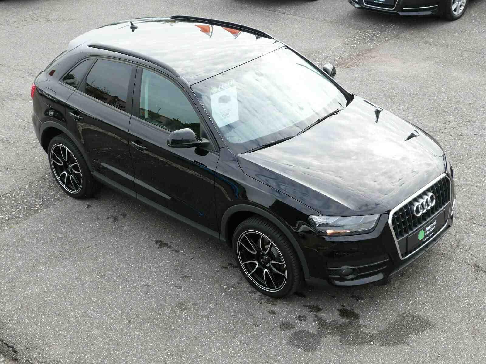 Audi Q3 2.0 TDI NAVI PDC KOMFORT SHZ, Jahr 2014, Diesel