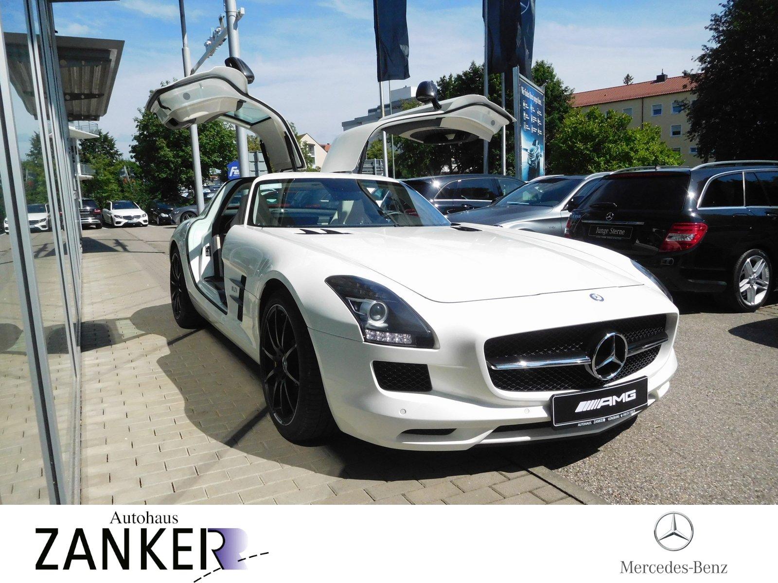 Mercedes-Benz SLS AMG GT Coupé *Feinste Ausstattung*neuwertig*, Jahr 2013, Benzin