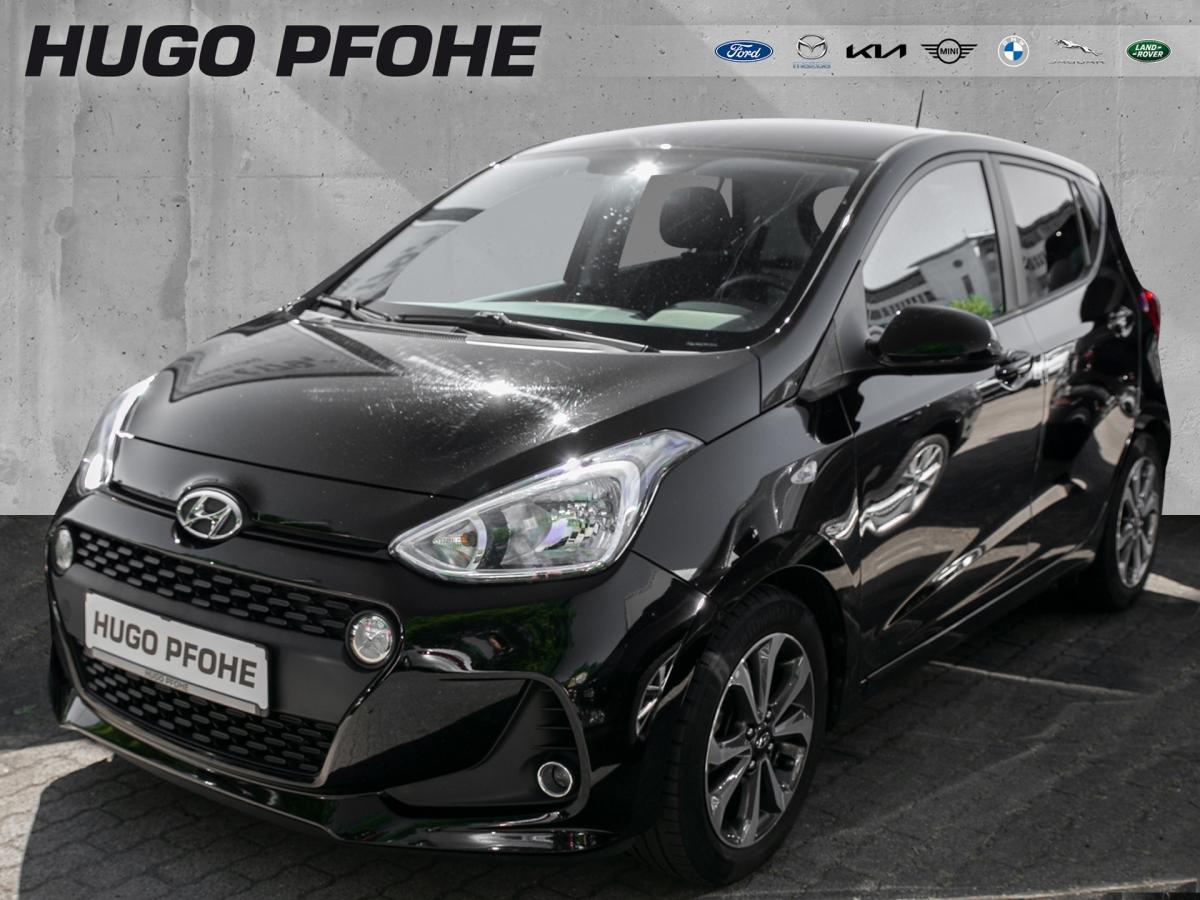 Hyundai i10 YES! 1.2 Navi Temp SHZ PDC beh.Lenkrad Klima, Jahr 2017, Benzin