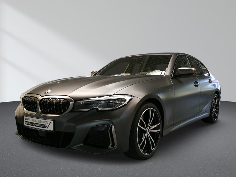 BMW M340i xDrive Standheizung Head-Up Laserlicht Glasdach, Jahr 2019, Benzin