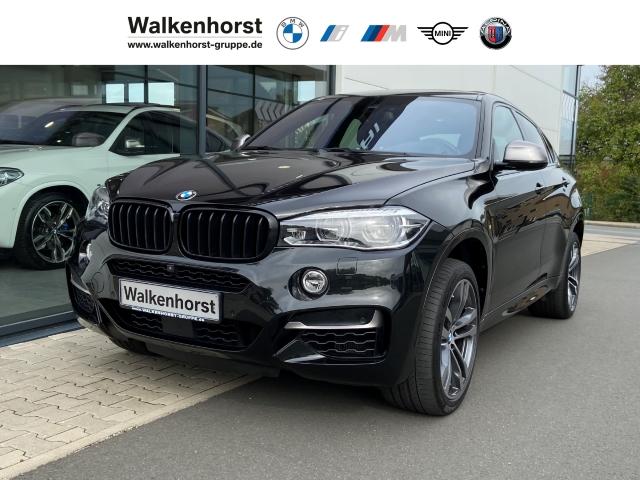 BMW X6 M50 d 360KAMERA DrAss+ AHK MEMORY H/K HUD DAB, Jahr 2018, Diesel