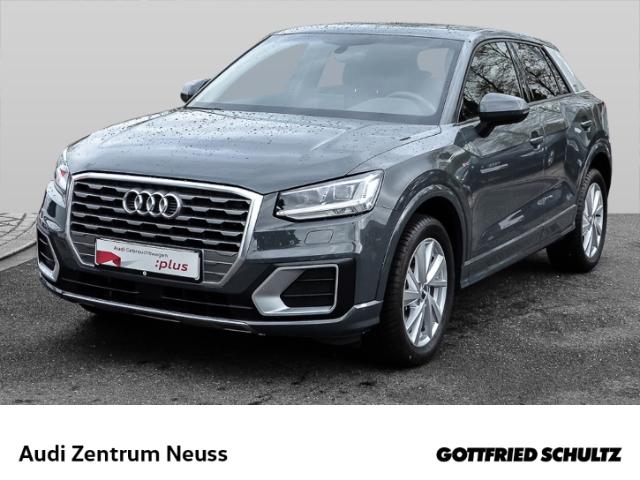 Audi Q2 1.5 TFSI S-tronic LED NAVIGATION Sport, Jahr 2018, Benzin