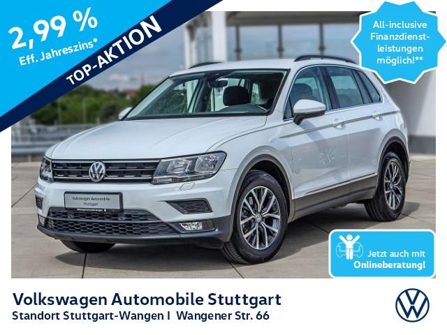 Volkswagen Tiguan Comfortline 2.0 TDI Bluetooth PDC SHZ, Jahr 2018, Diesel