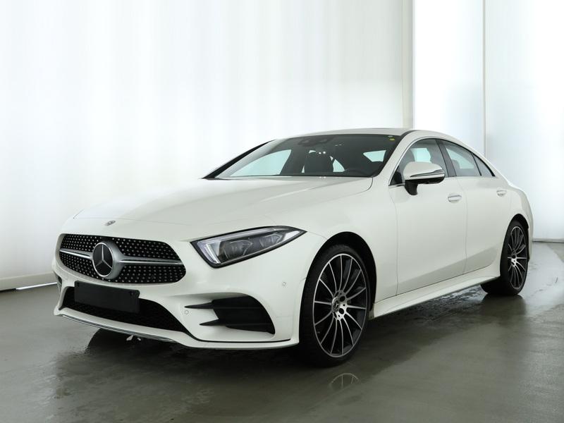 Mercedes-Benz CLS 450 4M AMG Widescreen SHD Distronic 360°, Jahr 2018, Benzin