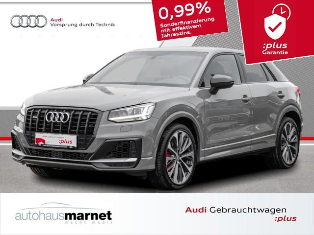 Audi SQ2 TFSI Navi Alu Einparkhilfe Start/Stop Sitzheizung, Jahr 2019, Benzin