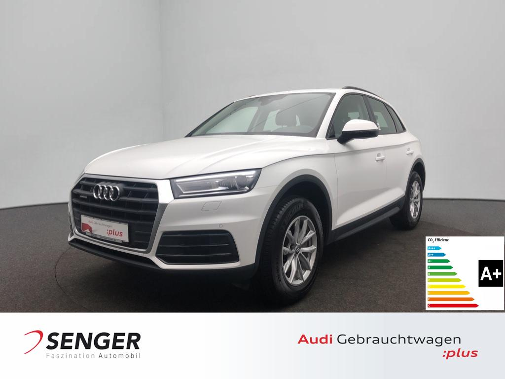 Audi Q5 2.0 TDI Autom. Navi Panoramad. Xenon Tempomat, Jahr 2018, Diesel