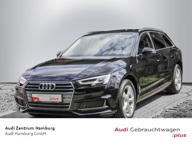 Audi A4 Avant 35 TDI sport S tronic NAVI LED AHK, Jahr 2019, Diesel