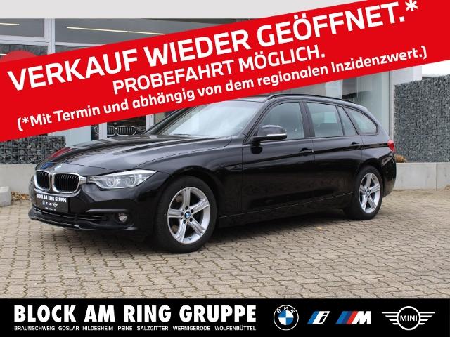 BMW 330i Touring LED HiFi PDC Sportsitz LMR SH, Jahr 2017, Benzin