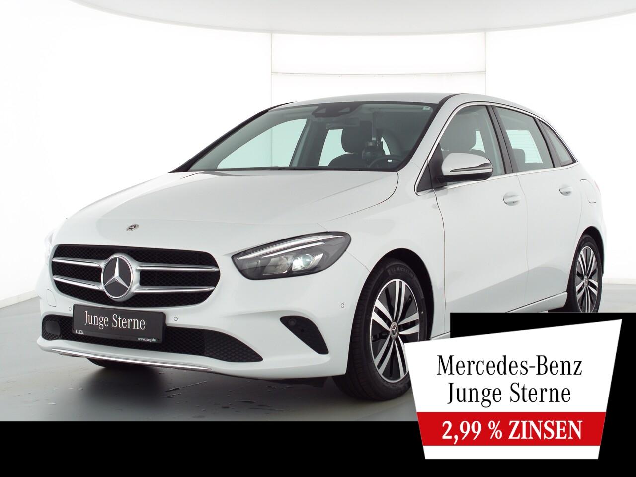 Mercedes-Benz B 180 d Progressive+MBUXHighEnd+LED-HP+ParkA+RFK, Jahr 2020, Diesel