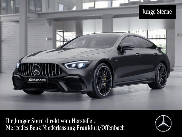 "Mercedes-Benz AMG GT 43 4M+ V8-Styling 21"" AeroPaket PerfAbgas, Jahr 2019, petrol"