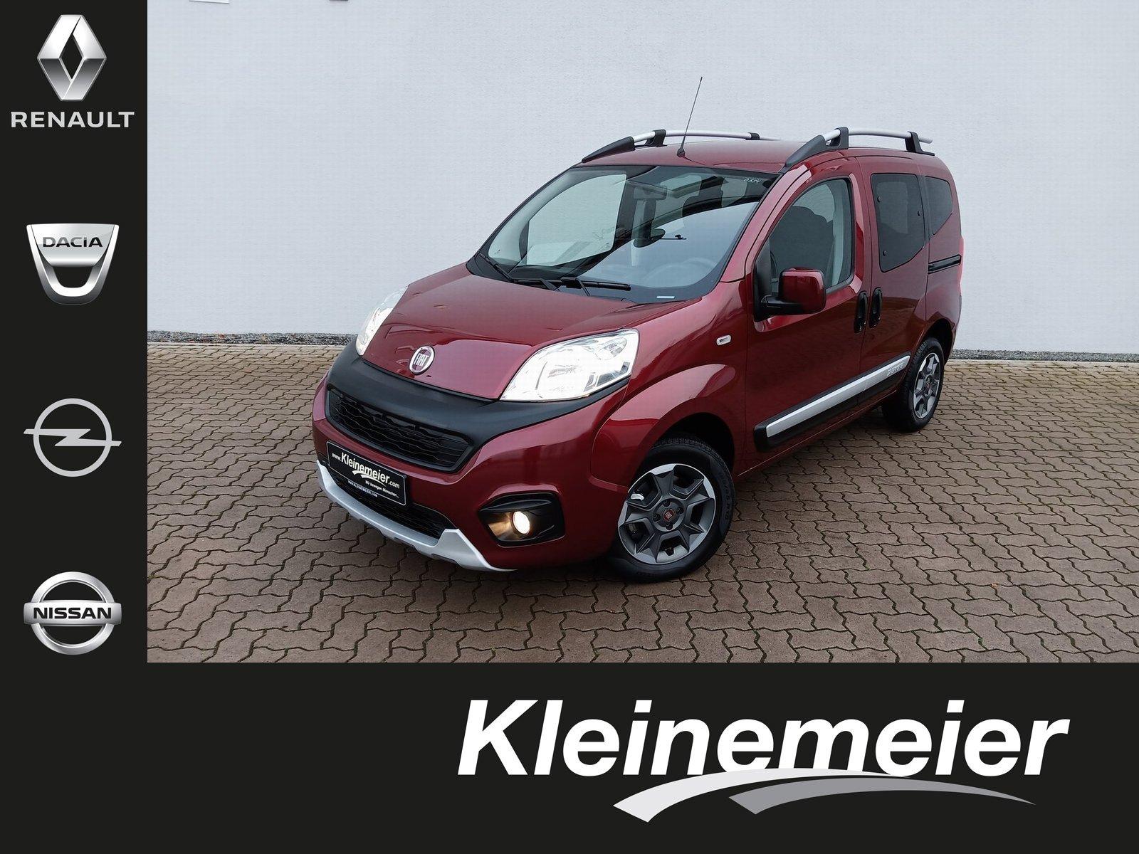 Fiat Qubo 1.3 Multijet 16V Trekking*AHK*Navi*SZH*PDC*, Jahr 2019, Diesel