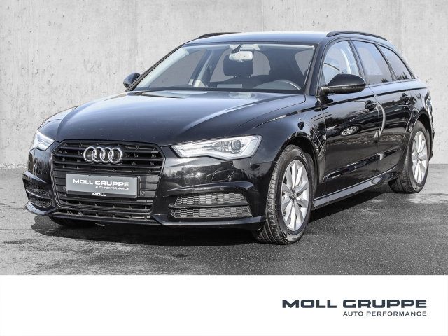 Audi A6 Avant 1.8 TFSI S tronic ultra NAVI STANDHZG OPTIKPAKET, Jahr 2017, Benzin