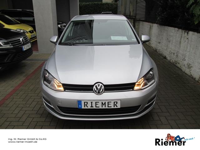 Volkswagen Golf Trendline BMT 1.2 TSI Klima USB Tel.-Vorb., Jahr 2016, Benzin