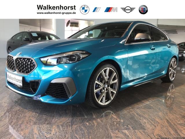BMW M235i xDrive Gran Coupe Leasing ab 499,-- LED HUD Navi Park-Assistent, Jahr 2020, Benzin
