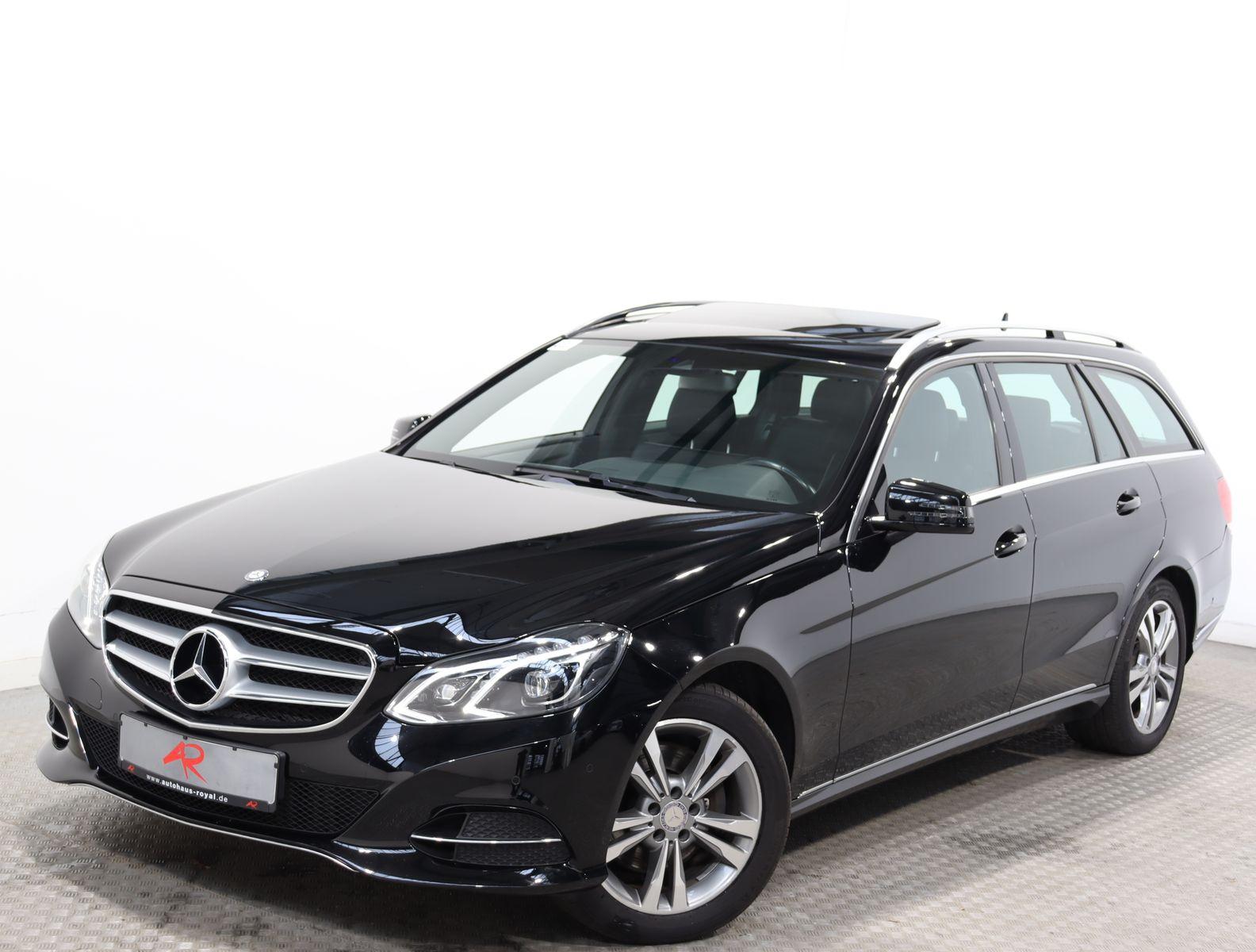 Mercedes-Benz E 250 T CDI 4M AVANTGARDE COMAND,SPURPAKET,ILS, Jahr 2014, Diesel
