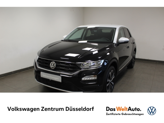 Volkswagen T-Roc United 1.0 TSI *Navi*PDC*ACC*Alu*, Jahr 2020, Benzin