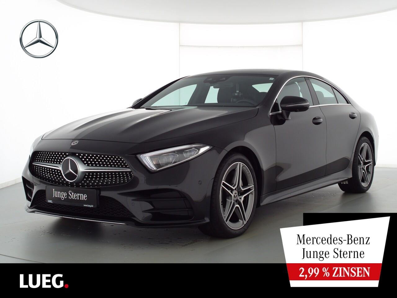 Mercedes-Benz CLS 400 d 4M AMG+MBUXHighE+SHD+Mbeam+Distr+360°, Jahr 2020, Diesel