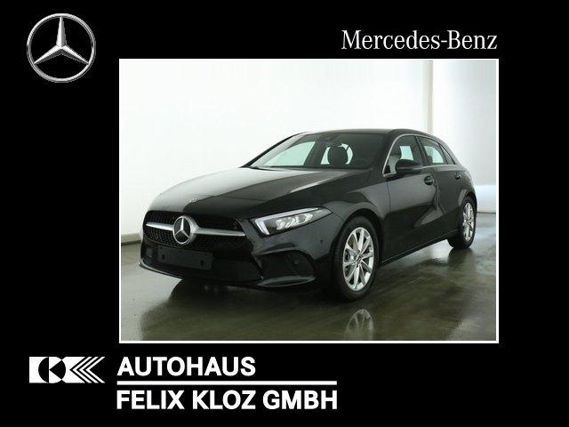 Mercedes-Benz A 250 4MATIC Navi Premium Progressiv LED Busines, Jahr 2020, Benzin