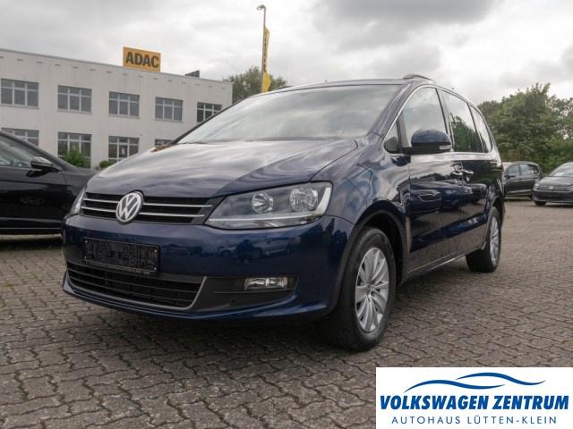 Volkswagen Sharan 2.0 TDI BMT Comfortline NAVI,SHZ,ACC,1.HAND, Jahr 2017, Diesel