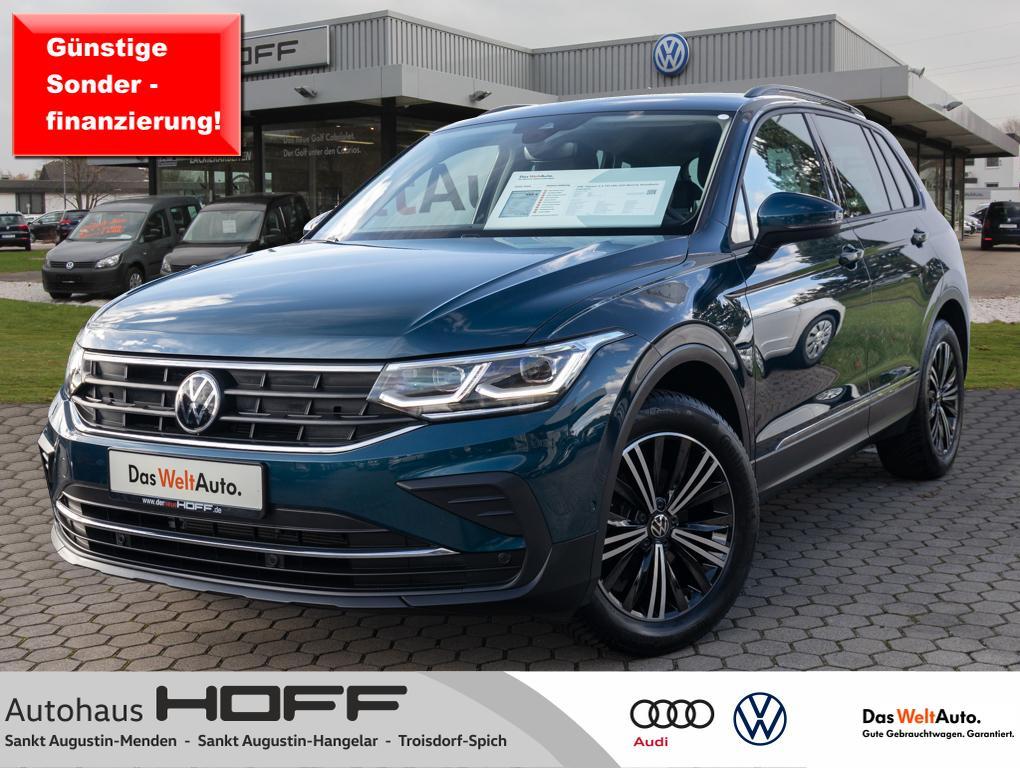 Volkswagen Tiguan 1.5 TSI Life LED-Matrix Standheizung Navi, Jahr 2020, Benzin