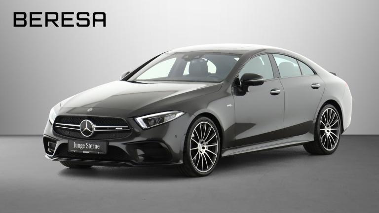 Mercedes-Benz CLS 53 AMG 4M+ Widescreen 20 Zoll Standhzg 360°, Jahr 2019, Benzin