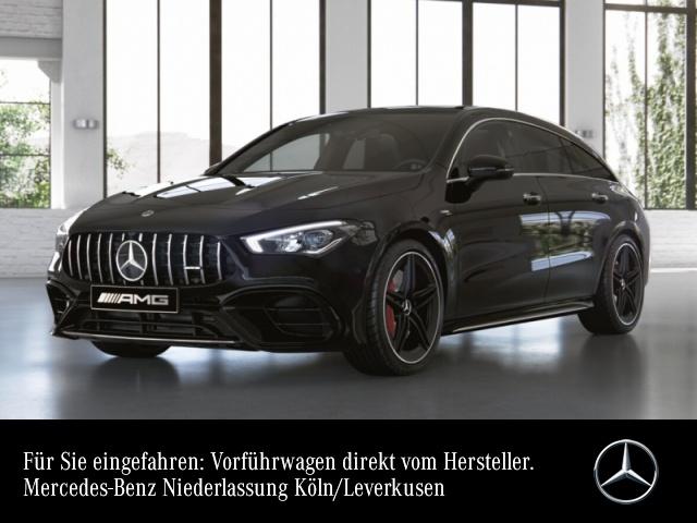 Mercedes-Benz CLA 45 S 4MATIC Shooting Brake Sportpaket Navi LED, Jahr 2021, Benzin