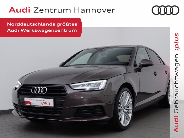 Audi A4 1.4 TFSI Matrix Navi 19 Zoll Phone Box PDC, Jahr 2018, Benzin