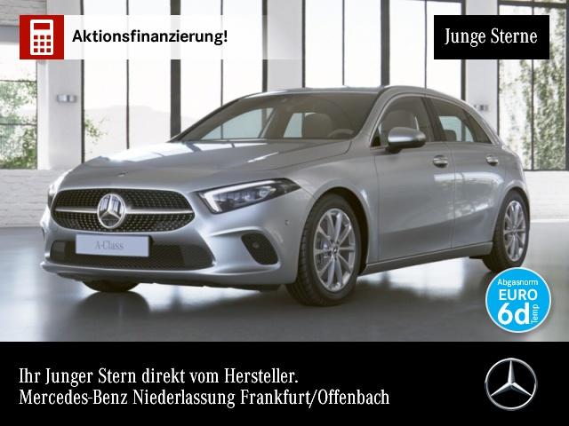Mercedes-Benz A 250 Progressive Multibeam Navi Premium PTS Sitzh, Jahr 2019, Benzin