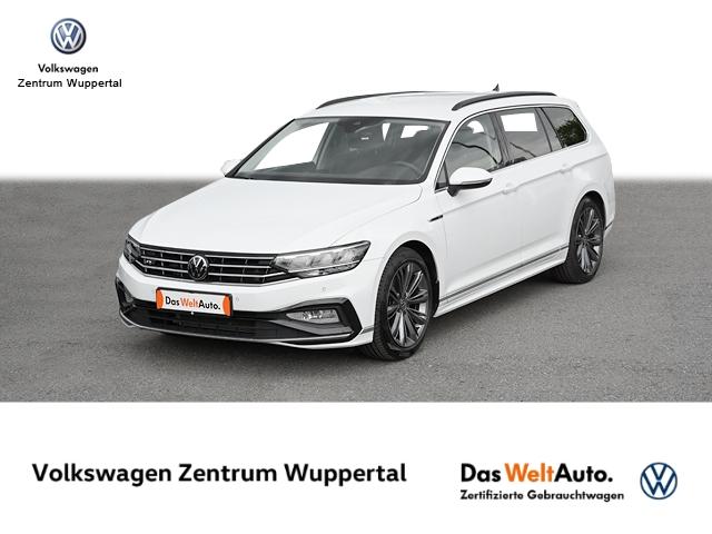 Volkswagen Passat VAR. 1 5 TSI R-LINE NAVI LED AHK KAMERA SHZ PDC LM, Jahr 2021, Benzin