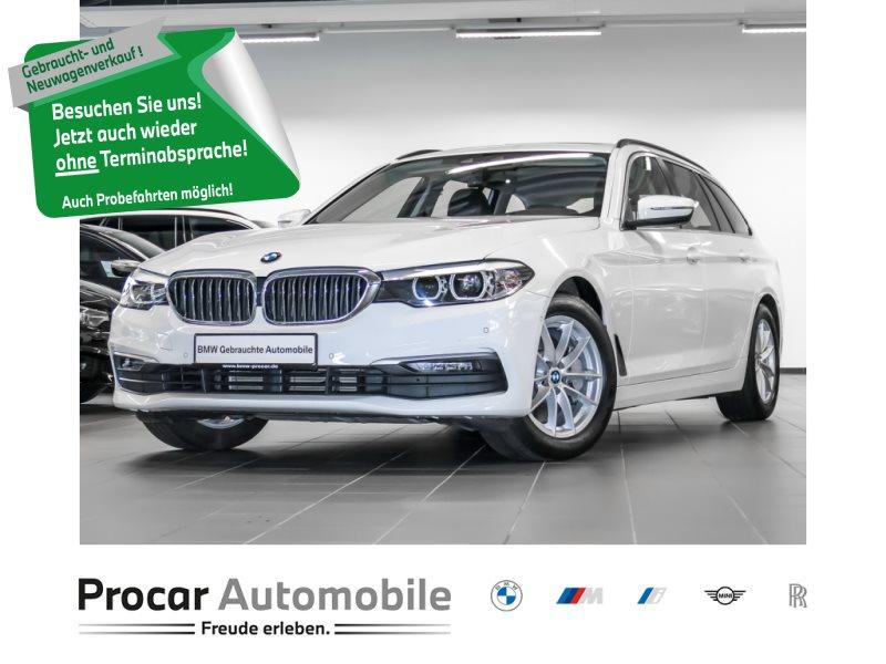 BMW 530d xDrive Touring ab 0,15% HiFi LED SHZ AHK Standh. Navi Prof., Jahr 2018, Diesel