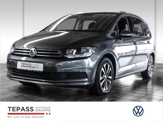 Volkswagen Touran 2.0 TDI DSG United NAVI+GJR+7 SITZE, Jahr 2020, Diesel