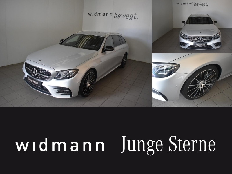 Mercedes-Benz E 43 AMG 4M T Sitzklima*Comand*Multibeam, Jahr 2017, Benzin