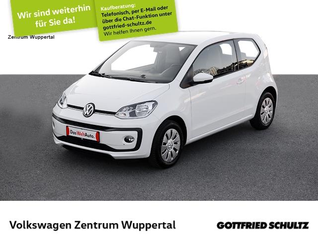 Volkswagen up! 1,0 move NAVI SHZ BT KLIMA, Jahr 2017, Benzin