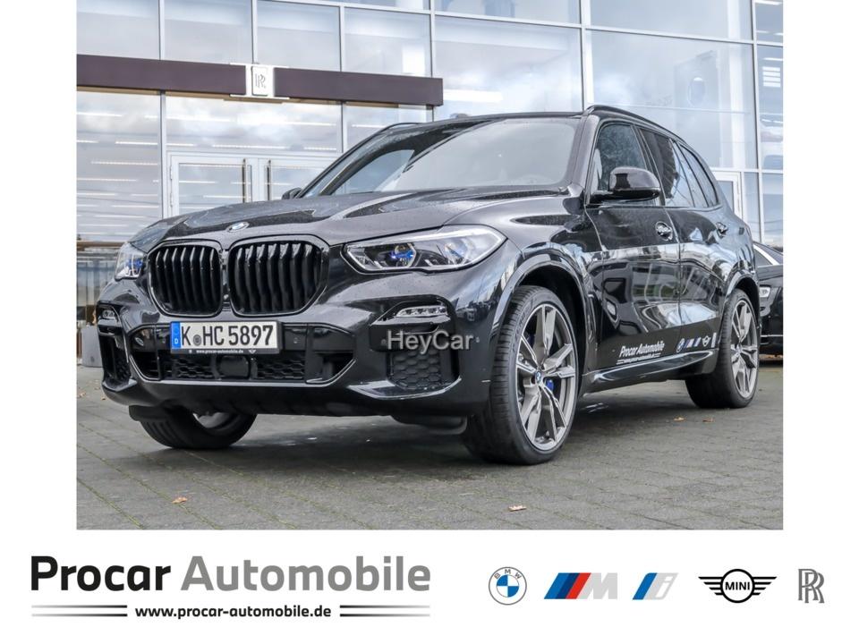 BMW X5 M50d Innovationsp. Sport Aut. Komfortsitze, Jahr 2020, Diesel