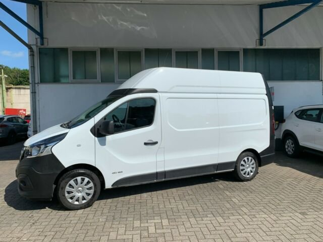 Nissan NV300 Kasten L2H2 2,9t COM.incl. Sortimo Ausbau, Jahr 2019, Diesel