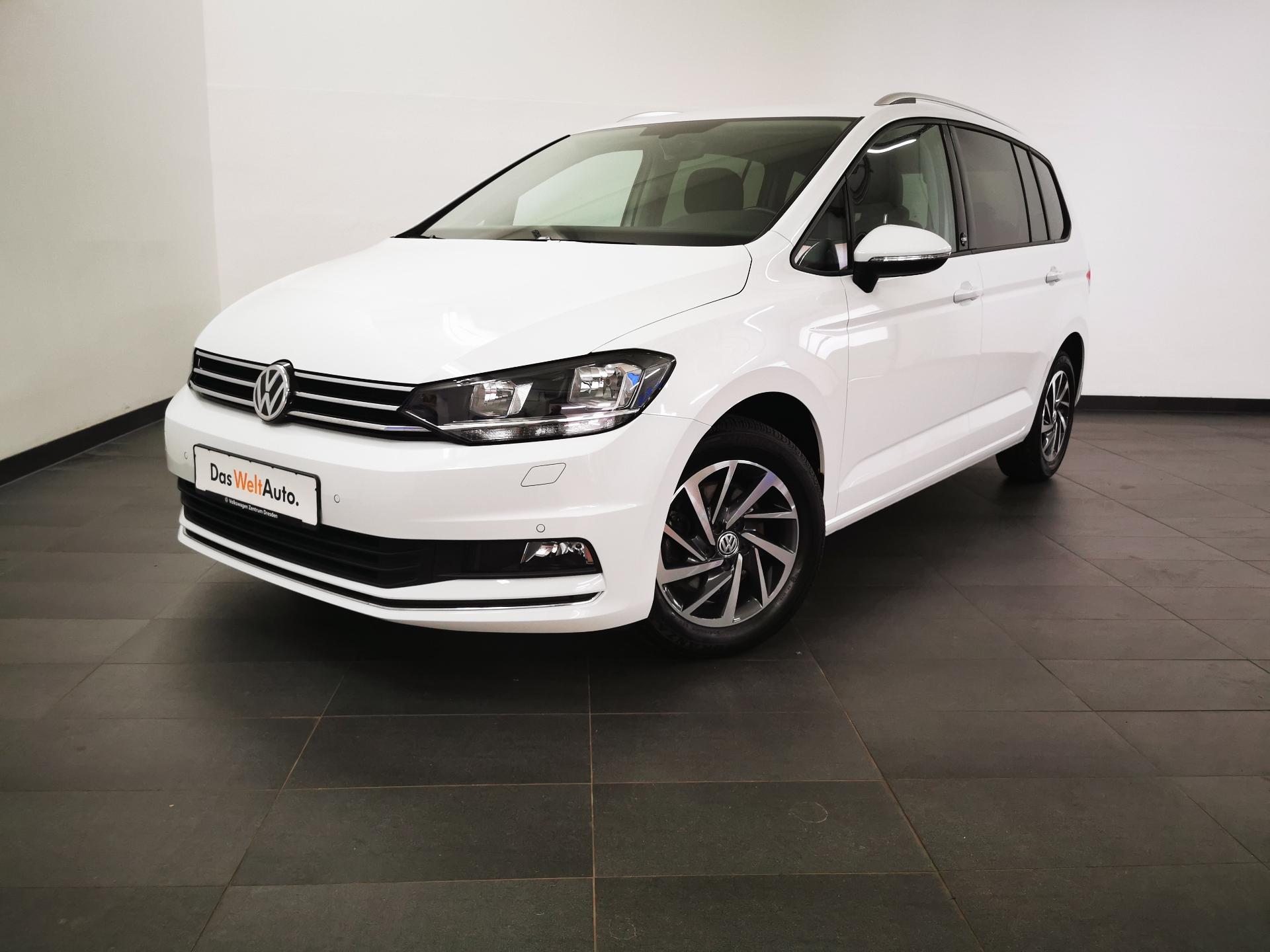 Volkswagen Touran Sound TDI NAVI SHZ ACC ab 2,99%, Jahr 2018, Diesel