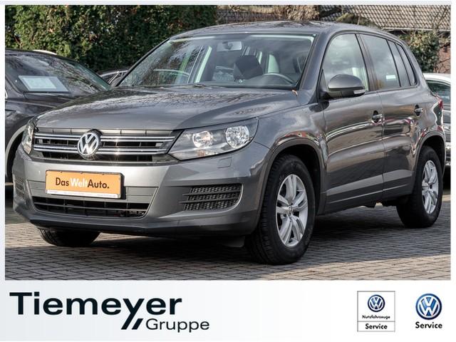 Volkswagen Tiguan 1.4 TSI Trend & Fun Klimaautomatik PDC, Jahr 2014, Benzin