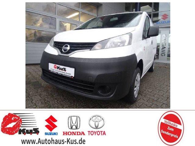 Nissan NV200 NV 200++MwSt. ausweisbar++, Jahr 2015, Benzin