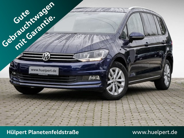 Volkswagen Touran 1.4 Join NAVI APP-CONN ACC ALU, Jahr 2018, Benzin