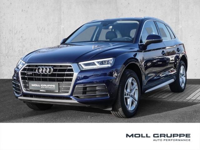 Audi Q5 2.0 TDI quattro S tronic design Matrix LED, Jahr 2017, Diesel