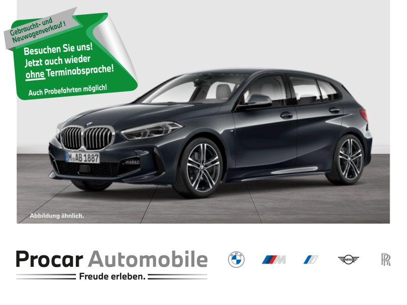 BMW 118i /5 M Sport 18 LED WLAN Tempomat Klimaaut. Shz, Jahr 2020, Benzin