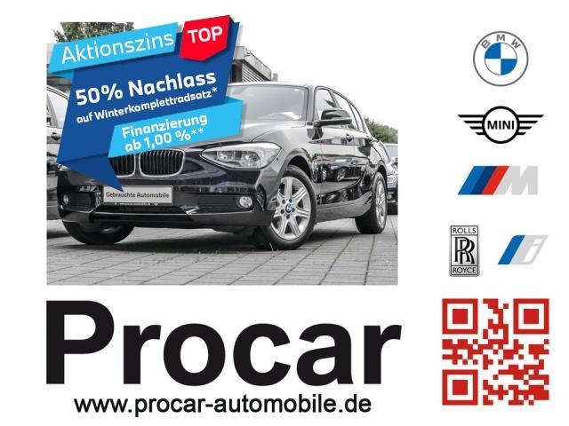 BMW 116d 5-Türer Navi Klimaaut. PDC Shz Schiebedach, Jahr 2012, Diesel